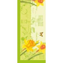 Duni Mitteldecke Motiv Spring Signs 84 x 84 cm 1 Stück