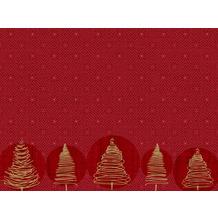 Duni Duni Papier-Tischsets Elegant Trees 30 x 40 cm 250 Stück