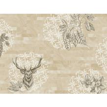 Duni Duni Papier-Tischsets Wild Deer 30 x 40 cm 250 Stück