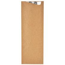 Duni Sacchetto Zelltuch XL Kraftpapier/weiß 240 x 85 mm 350 Stück