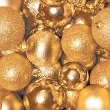 Duni Servietten Gold & Glitter 33 x 33 cm 20 St.