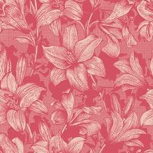 Duni Servietten Motiv Firenze Pink 40 x 40 cm 12 Stück