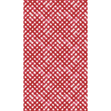 Duni Tischdecken Dunicel® Red Checks 118 x 180 cm 1er