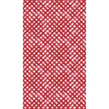 Duni Tischdecken Dunicel® Red Checks 118 x 180 cm 1er