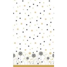 Duni Tischdecken Dunicel® Snow Necklace White 138 x 280 cm 1 Stück