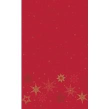 Duni Tischdecken Dunicel® Star Stories Red 118 x 180 cm 1 Stück