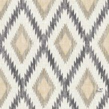 Duni Zelltuch-Serviette, Motiv Malina nature 33x33 cm 50 St.