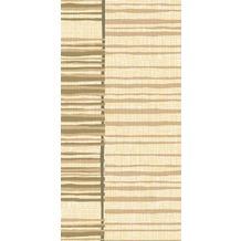 Duni Zelltuch-Servietten Brooklyn Cream 40 x 40 cm 3lagig, 1/8 BF 250 Stück