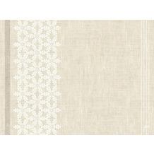 Duni Dunicel-Tischsets 30 x 40 cm Linen Snow