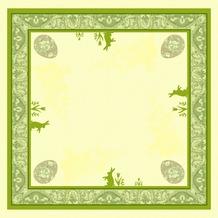 Duni Dunicel® Mitteldecke Happiness 84x84 cm 20 Stück