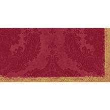 Duni Dunicel Mitteldecken 84 x 84 cm Royal Bordeaux, 20 Stück