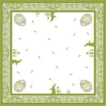Duni Dunicel® Mitteldecken Happiness 84 x 84 cm 1 Stück