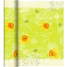 Duni Dunicel®-Tischläufer Tête-à-Tête Spring Flowers 24 x 0,4 m 20 Abschnitte je 1,20 m lang, 40 cm breit, perforiert