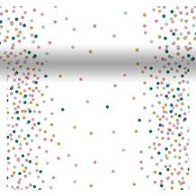 Duni Dunicel® Tischläufer 3 in 1 Dream Dots 0,4 x 4,80 m 1 Stück