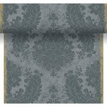 Duni Dunicel® Tischläufer 3 in 1 Royal Grey 0,4 x 4,80 m 1 Stück