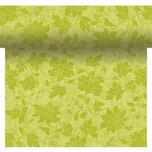 Duni Dunicel® Tischläufer 3 in 1 Venezia Green 0,4 x 4,80 m 1 Stück