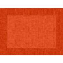 Duni Dunicel® Tischset Linnea Mandarin 30 x 40 cm 10 Stück