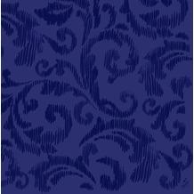 Duni Dunilin-Servietten Saphira Dark blue 40 x 40 cm 45 Stück