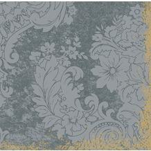 Duni Dunisoft® Servietten Royal Grey 40 x 40 cm 12 Stück