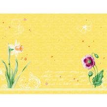 Duni Papier-Tischsets Spring Lilies 30 x 40 cm 250 Stück