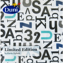 Duni Serviette 33x33, Limited Edition by Duni