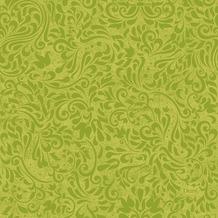 Duni Servietten Tissue Zinnia Kiwi 24 x 24 cm 20 Stück