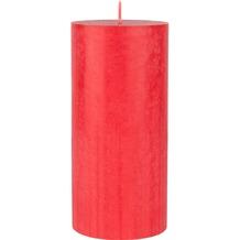 Duni Stearin Stumpenkerzen rot ca. 7 x 15 cm 1 Stück