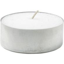 Duni Stearin Teelichte weiß 39 mm 50 Stück