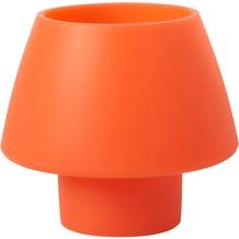 Duni Teelichthalter Moody Maxi, Silikon,mandarin