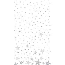 Duni Tischdecken Dunicel® 138 x 220 cm Shining Star White 1er Pack