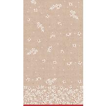 Duni Tischdecken Dunicel® 138 x 220 cm X-Mas Berries 1er Pack