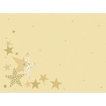 Duni Tischsets Motiv Walk of Fame Cream 30 x 40 cm 100 Stück