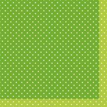 Duni Tissue Servietten 33 x 33 cm Brook Green, 20 Stück