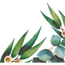 Duni Tissue Servietten Eucalyptus 33 x 33 cm 20 Stück