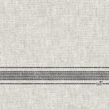 Duni Zelltuchservietten Cocina black 33 x 33 cm 1/4 Falz 50 Stück
