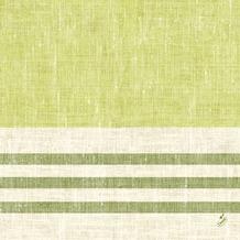 Duni Zelltuchservietten Raya kiwi 40 x 40 cm 1/4 Falz 250 Stück