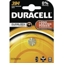 Duracell D394 Watch,