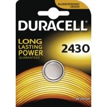 Duracell DL 2430 Electronics,
