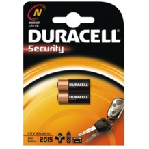 Duracell MN 9100 (N) Security 2er Blister,