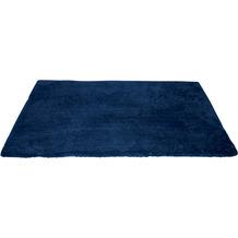 Dyckhoff Badteppich Siena tintenblau WC-Vorlage 55 x 65 cm
