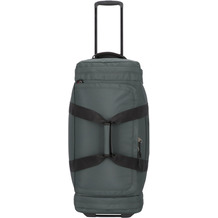 EASTPAK Leatherface 2-Rollen Reisetasche 68 cm coal