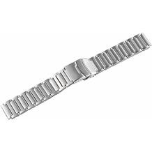 Edelstahlarmband 18 mm - silber 825600000018
