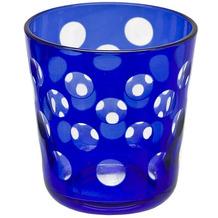 EDZARD Becher Bob blau  H 8 cm