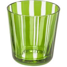 EDZARD Becher Ela grün H 8 cm