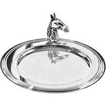 EDZARD Flaschenuntersetzer Pferd Ø 11 cm 6-teiliges Set