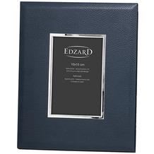 EDZARD Fotorahmen Bert 10x15 cm, blau