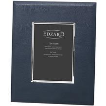 EDZARD Fotorahmen Bert 13x18 cm, blau