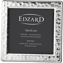 EDZARD Fotorahmen Pavia 10x10 cm