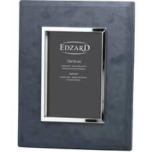 EDZARD Fotorahmen Ruby 10x15 cm, grau