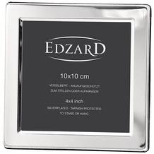 EDZARD Fotorahmen Salerno 10x10 cm